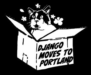 Django Moves to Portland